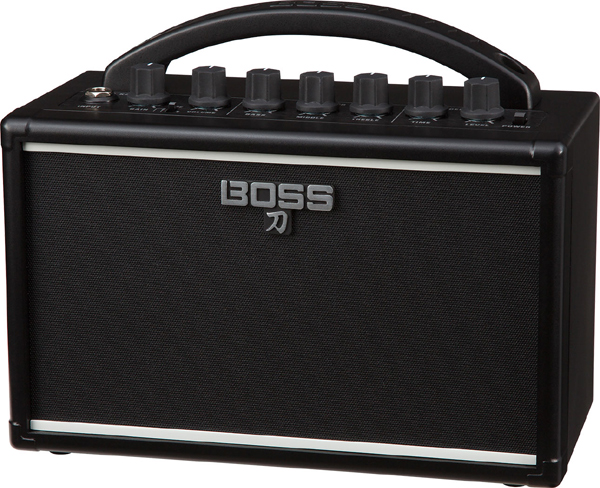 【7W】BOSS KATANA-MINI 新品 ギターコンボアンプ[ボス][刀シリーズ][Guitar Combo Amplifier]