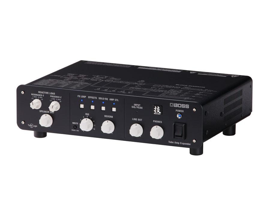 BOSS WAZA Tube Amp Expander 新品 ロードボックス/ダミーロード[ボス][技][チューブアンプエクスパンダー][インターフェース][Amplifier Cabinet,キャビネットシュミレーター,キャビシュミ]