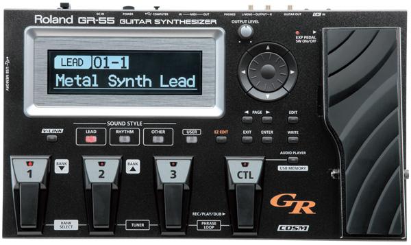 <title>Roland GR-55S-BK Guitar Synthesizer GK-3別売 新品 ブラック ローランド Black 黒 ギターシンセ 定価の67%OFF ベースシンセ</title>
