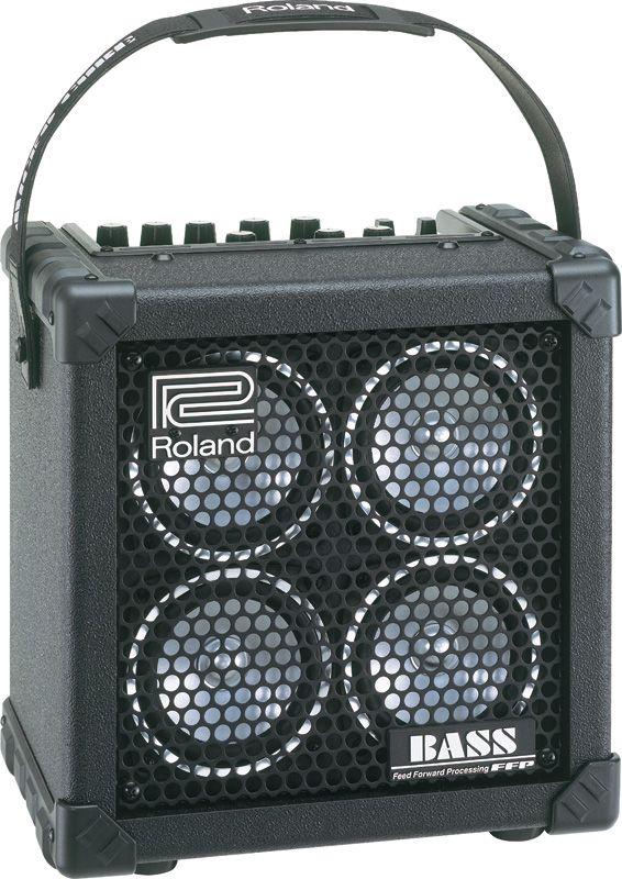 【2.5W+2.5W】Roland MICRO CUBE BASS RX 新品 MCB-RX[ローランド][ベースアンプ/コンボ,Bass combo amplifier]