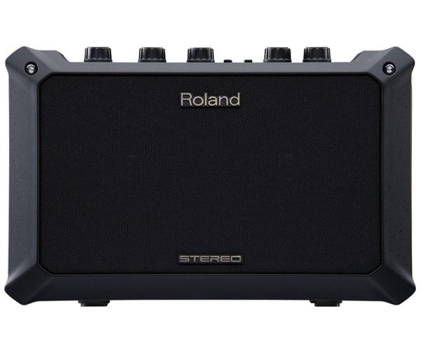 【2.5W+2.5W】Roland MOBILE AC 新品 アコギ用3チャンネル・モバイル・アンプ[ローランド][モバイルAC][バッテリー内蔵][簡易PAシステム][Stereo Amplifier][ステレオアンプ]