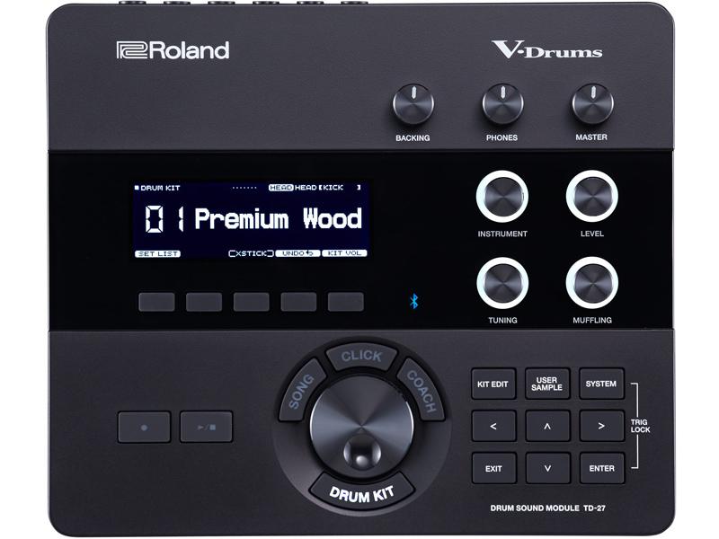 Roland TD-27 Drum Sound Module 新品[ローランド][ドラムサウンドモジュール][TD27]