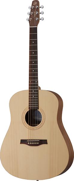 Seagull Walnut SG 新品[シーガル][ウォルナット][Acoustic Guitar,アコースティックギター,アコギ,Folk Guitar,フォークギター]