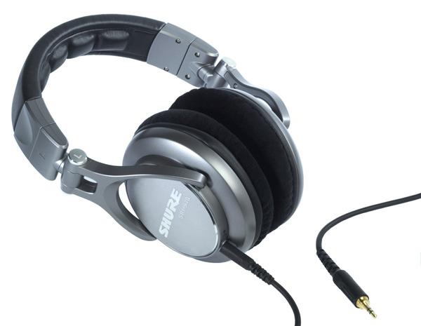 【正規品】SHURE SRH940 新品 密閉ダイナミック型ヘッドフォン[シュアー][Headphone][ヘッドホン][SRH-940]