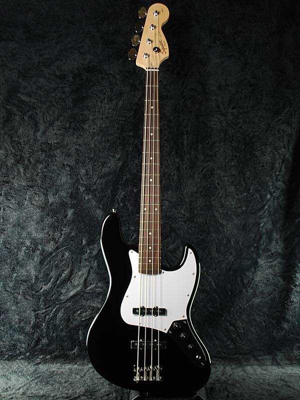 Squier Affinity Jazz Bass BLK 新品 ブラック[スクワイヤー][ジャズベース,JB][Black,黒][Electric Bass,エレキベース]