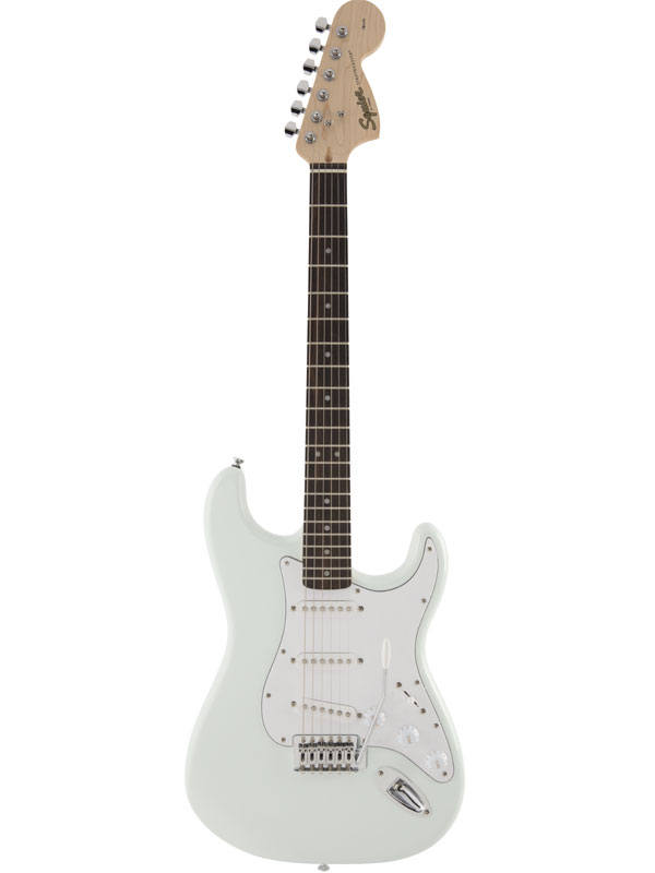 Squier Affinity Stratocaster SNB 新品 ソニックブルー[スクワイヤー][ストラトキャスター][Sonic Blue,青][エレキギター,Electric Guitar]