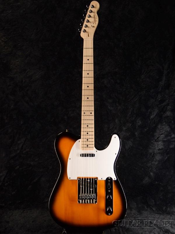 Squier Affinity Telecaster 2CS 新品 2カラーサンバースト[スクワイヤー][テレキャスター,TL][2-Color Sunburst][エレキギター,Electric Guitar]