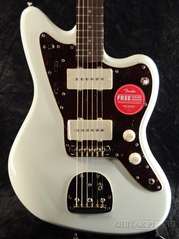 Squier Classic Vibe 60s Jazzmaster -Sonic Blue- 新品 ソニックブルー [スクワイヤー][青][ジャズマスター][エレキギター,Electric Guitar]