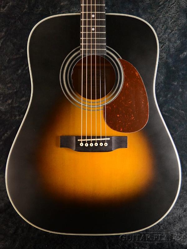 Stafford SF-3D Brown Sunburst Satin w/Fishman Sonitone 新品 ブラウンサンバースト[スタッフォード][SF3D][フィッシュマン][Electric Acoustic Guitar,アコースティックギター,アコギ,エレアコ]