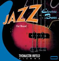 Thomastik-Infeld 43-136 JF345 新品 フラットワウンド弦[トマスティック][5弦][Flat Wound][ベース弦,String]