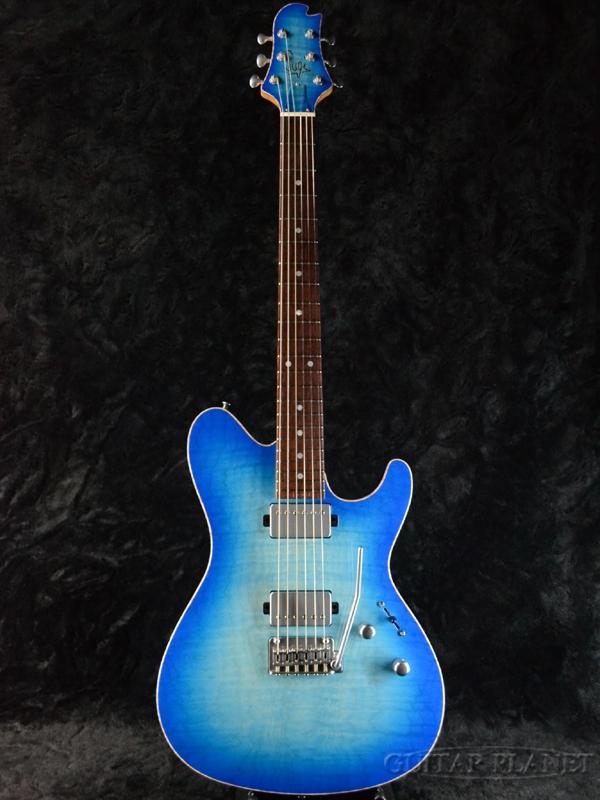 Sugi DS496HR EM/C-AT5P/A-MAHO2P -BHB- 新品[スギ][国産][ブルーバースト,青][Electric Guitar,エレキギター]
