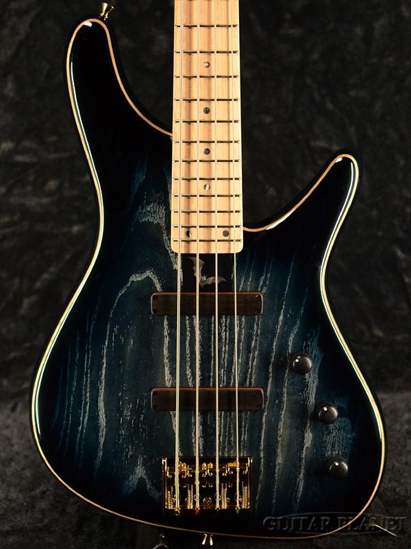 Sugi MB4M SL-ASH/DOBS 新品[スギ,杉本眞][国産/日本製][Blue,ブルー,青][Electric Bass,エレキベース]