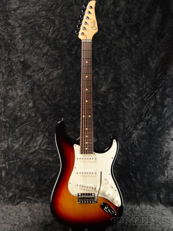 Suhr Classic Pro -3 Tone Burst- 新品[サー][クラシックプロ][3トーンサンバースト][Stratocaster,ST,ストラトキャスタータイプ][Electric Guitar,エレキギター]