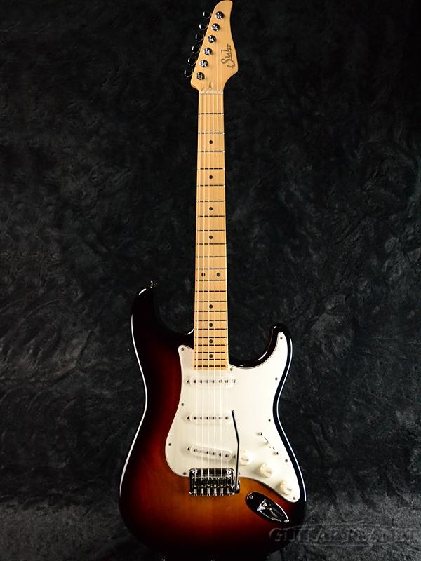 Suhr Classic Pro -3 Tone Burst- 新品[サー][Sunburst,サンバースト][Stratocaster,ST,ストラトキャスタータイプ][Electric Guitar,エレキギター]