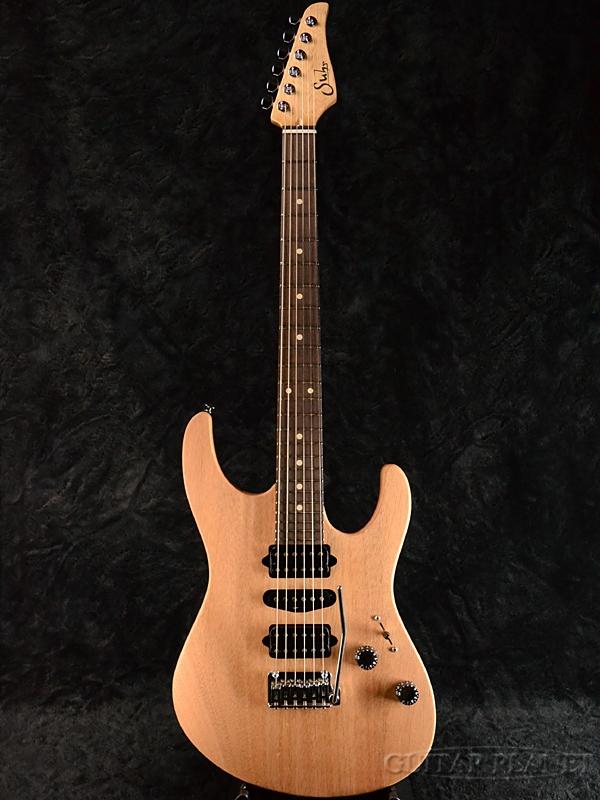 Suhr Natural Modern Satin -Natural Satin- 新品[サー][モダーン][ナチュラル][Stratocaster,ストラトキャスタータイプ][Electric Guitar,エレキギター]