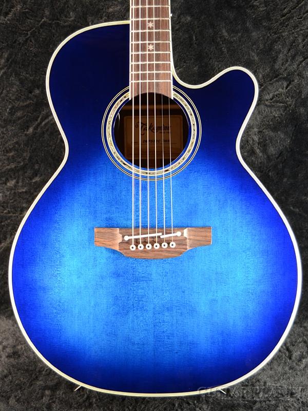 Takamine DMP552C DBS ~Deep Blue Sunburst~ 新品[タカミネ][国産][ディープブルーサンバースト,青][Electric Acoustic Guitar,アコースティックギター,エレアコ]