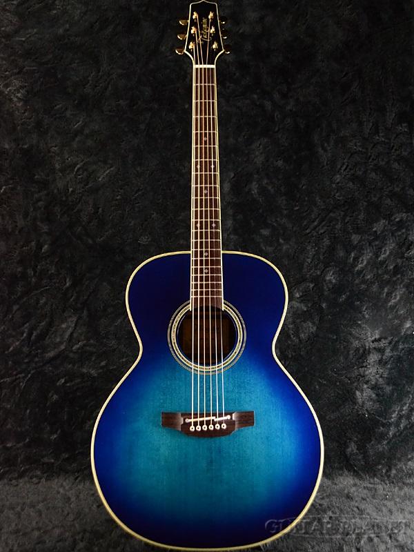 2016年新モデル Takamine DMP541 DBS 新品 タカミネ 国産 Blue ブルー 青 Electric Acoustic Guitar アコースティックギター エレアコ 送料無料 割引セール 引出物 非売品 お盆