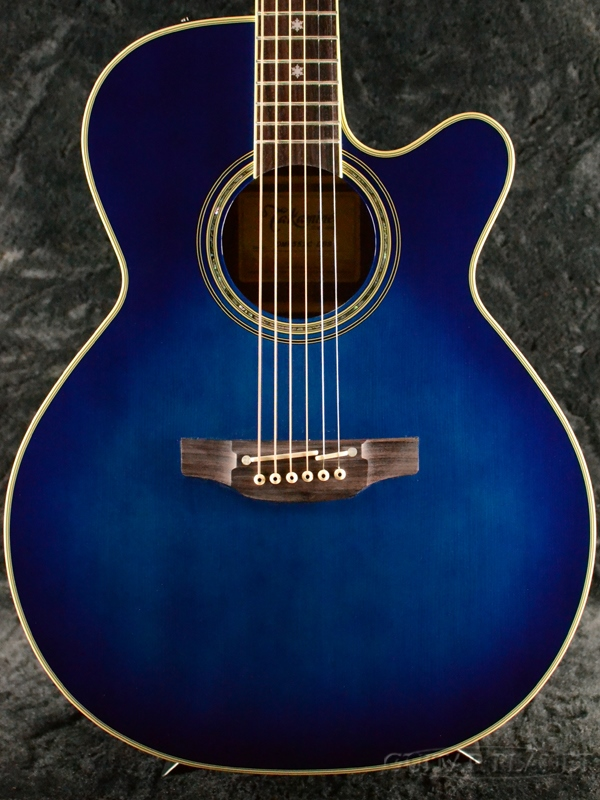 Takamine DMP552C DBS with Contact Pickup ~Deep Blue Sunburst~ 新品[タカミネ][国産][ディープブルーサンバースト,青][Electric Acoustic Guitar,アコースティックギター,エレアコ]