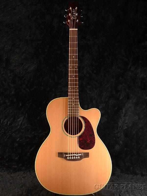 Takamine PTU731KC N 新品[タカミネ][国産][Natural,ナチュラル][Koa,コア][Electric Acoustic Guitar,アコースティックギター,エレアコ]