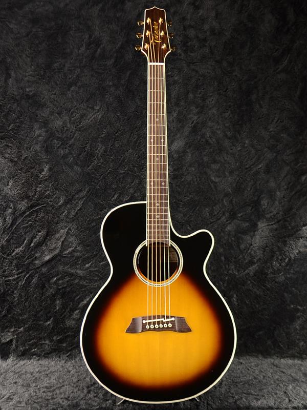 Takamine PTU141C TBS 新品 サンバースト [タカミネ][国産][SunBurst,SB][Electric Acoustic Guitar,アコースティックギター,エレアコ]