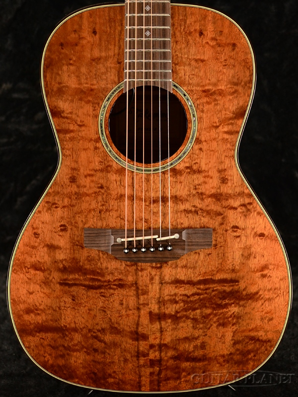 Takamine PTU431K N 新品[タカミネ][国産][Natural][エレアコ,アコースティックギター,Electric Acoustic Guitar]