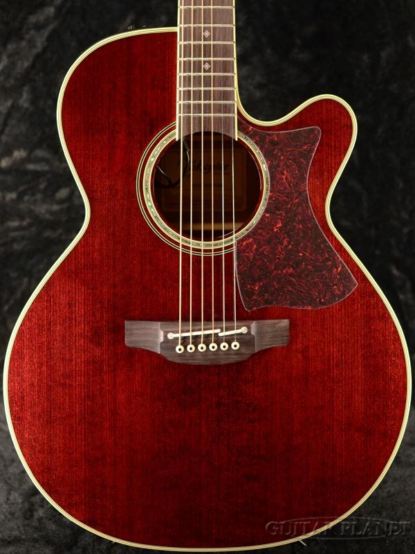 Takamine 500CUSTOM (TDP551C WR Style) ワインレッド 新品[タカミネ][国産][Wine Red][Electric Acoustic Guitar,アコースティックギター,エレアコ]