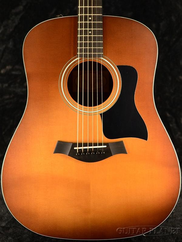 Taylor 110e Walnut Sunburst w/Expression System 2 #2110289136 新品[テイラー][ウォルナット][サンバースト][アコースティックギター,アコギ,Acoustic Guitar,フォークギター,Folk Guitar]