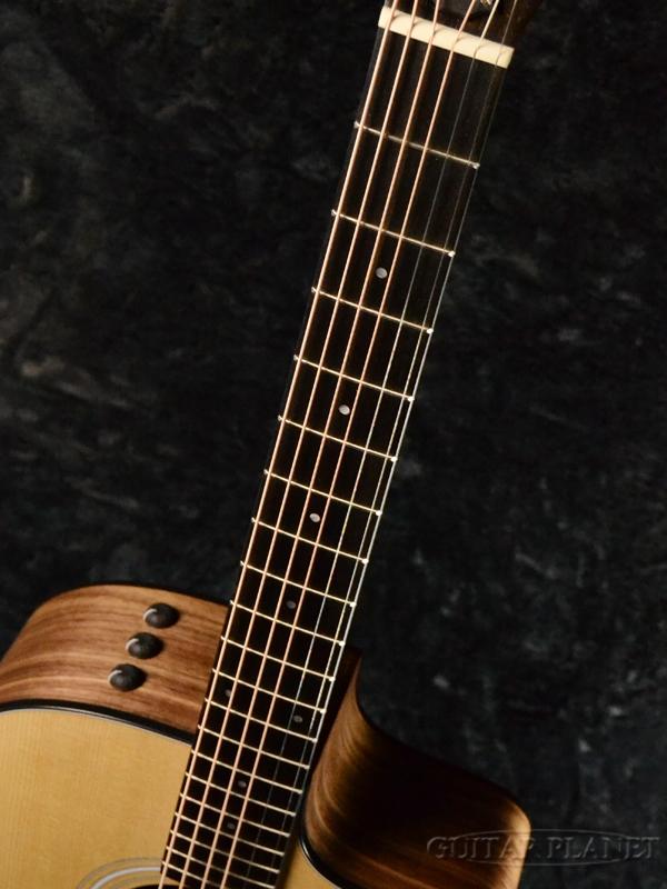Taylor114ce-Walnut-新品[テイラー][Natural,ナチュラル][アコースティックギター,アコギ,AcousticGuitar,フォークギター,FolkGuitar]