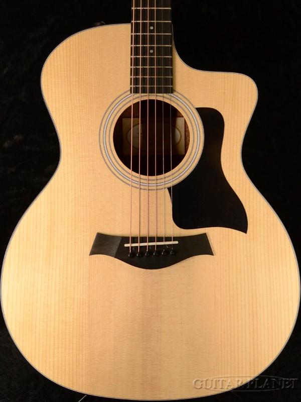 Taylor 114ce Walnut w/Expression System 2 新品[テイラー][Natural,ナチュラル][アコースティックギター,アコギ,Acoustic Guitar,フォークギター,Folk Guitar]