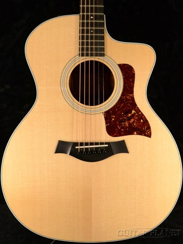 大人気新作 Taylor 214ce-Koa w/Expression Sysytem 2 新品[テイラー][Natural,ナチュラル][アコースティックギター,アコギ,Acoustic Guitar,フォークギター,Folk Guitar], 北の菓子 菓風 6d7b473a