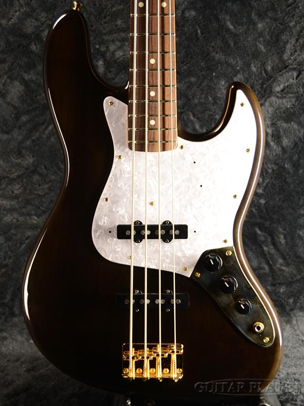 Tokai AJB112G -See Through Black- 新品[トーカイ][ブラック,黒][Jazz Bass,ジャズベース][Electric Bass,エレキベース][AJB-112G]