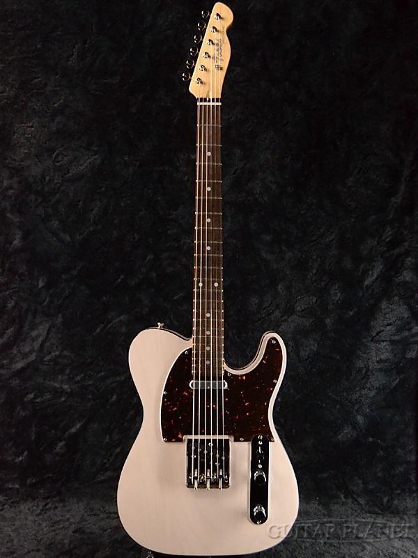 【カタログ外モデル】Tokai ATE118B WBL 新品[トーカイ,東海][国産][White Blonde,ホワイトブロンド,白][Telecaster,TL,テレキャスタータイプ][Electric Guitar,エレキギター][動画]