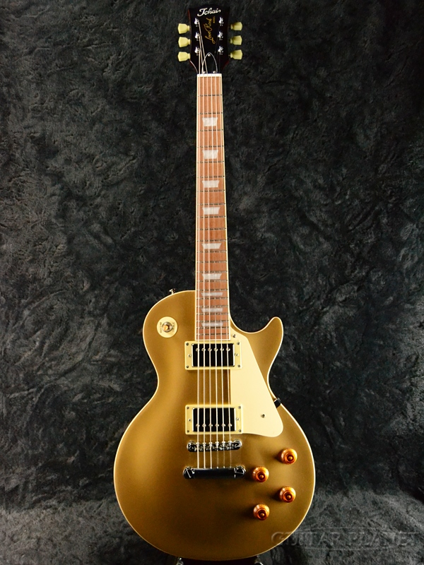 Tokai ALS68 GT 新品 ゴールドトップ[トーカイ][Les Paul,レスポールタイプ][Electric Guitar,エレキギター][ALS-68]