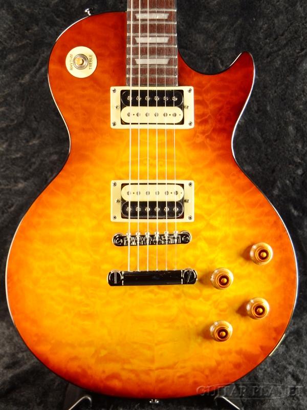 Tokai ALS64QZ VF 新品 ヴァイオリンフィニッシュ[トーカイ][Les Paul,レスポールタイプ][Violin Finish,Sunburst,サンバースト][Quilted Maple,キルテッドメイプル][Electric Guitar,エレキギター][ALS-64QZ]