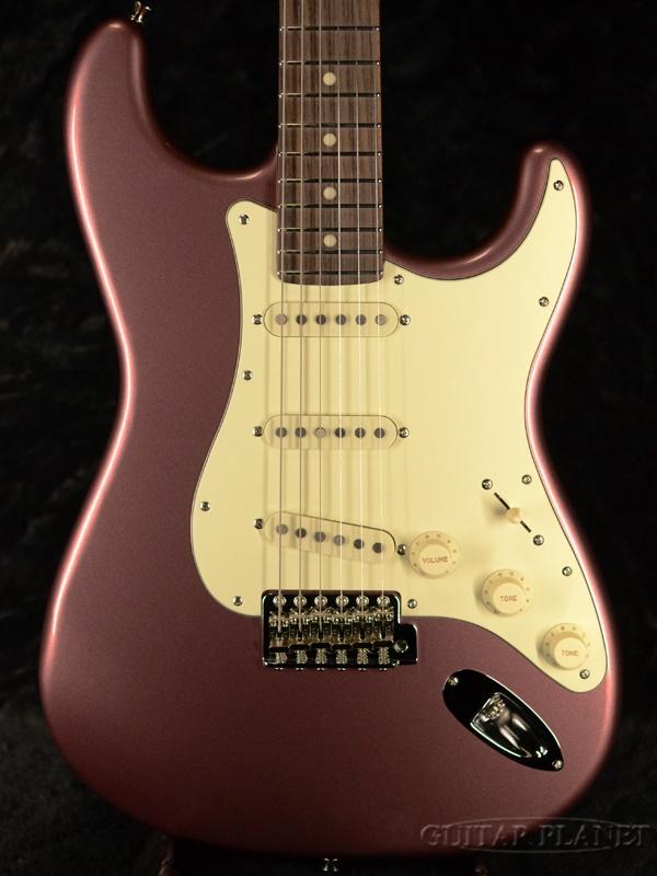 【カタログ外カラー】Tokai AST110 BGMR 新品[トーカイ,東海楽器][国産/日本製][Stratocaster,ストラトキャスタータイプ][Burgundy Mist,バーガンディミスト,ピンク][Electric Guitar,エレキギター]