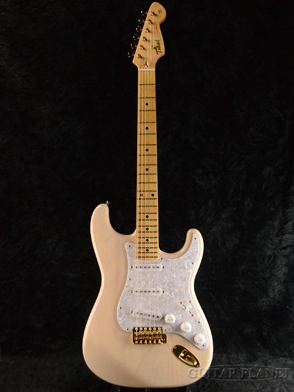 【カタログ外カラー】Tokai AST118G WBLR 新品[トーカイ,東海][国産][White Blond,ホワイトブロンド,白][Stratocaster,ストラトキャスタータイプ][エレキギター,Electric Guitar][AST-118]