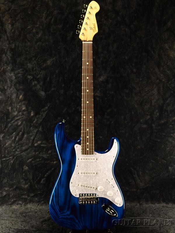 【カタログ外カラー】Tokai AST128 SBLR 新品[トーカイ,東海][国産][Blue,ブルー,青][Stratocaster,ストラトキャスタータイプ][Electric Guitar,エレキギター][AST-128]