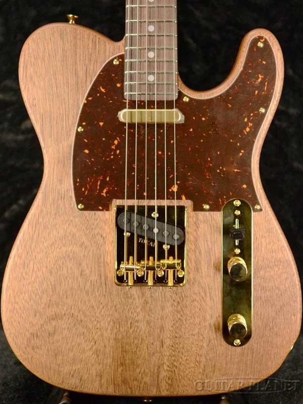 【カタログ外モデル】Tokai ATE142MH NR 新品[トーカイ,東海楽器][国産/日本製][Stratocaster,ストラトキャスタータイプ][Natural,ナチュラル][Electric Guitar,エレキギター]