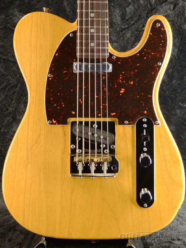 Tokai ATE162MV Maverick Vibrato VNT/R 新品[トーカイ,東海][国産][Natural,ナチュラル][Telecaster,TL,テレキャスター][エレキギター,Electric Guitar]