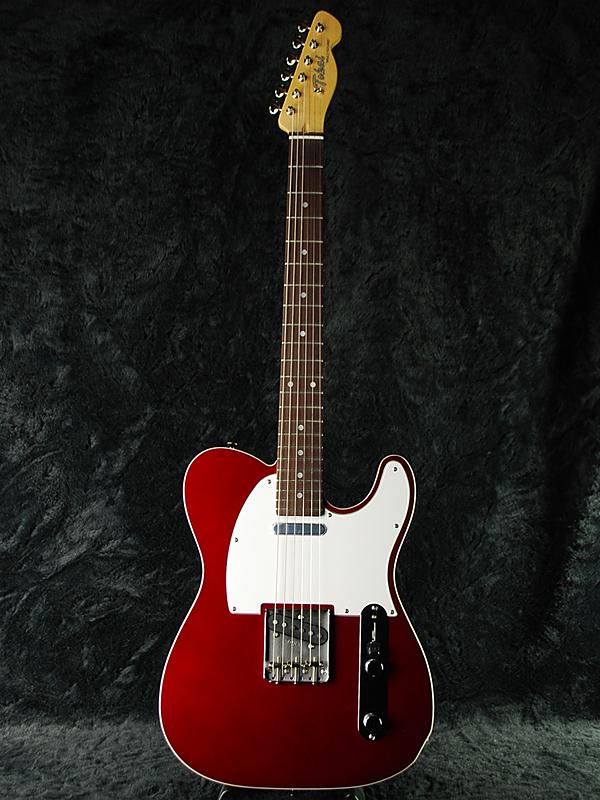 Tokai ATE106B OCR 新品 オールドキャンディアップルレッド [トーカイ,東海][国産][Old Chandy Apple Red,赤][Telecaster,TL,テレキャスタータイプ][エレキギター,Electric Guitar][ATE-106B]