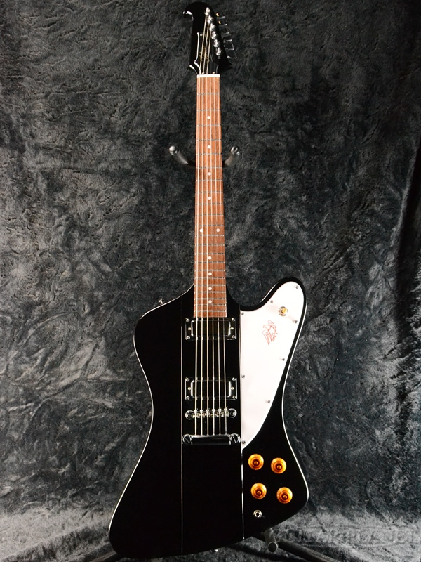Tokai FB65 BB 新品 ブラック[トーカイ,東海楽器][トラディショナルシリーズ][Black,黒][Firebird,ファイヤーバードタイプ][Electric Guitar,エレキギター][FB-65]