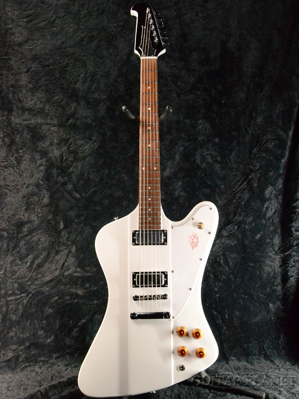 Tokai FB60 SW 新品 スノーホワイト[トーカイ,東海楽器][トラディショナルシリーズ][White,白][Firebird,ファイヤーバードタイプ][Electric Guitar,エレキギター][FB-60]