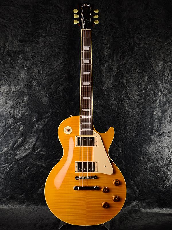 Tokai LS136F LD 新品 レモンドロップ[トーカイ,東海][国産][Les Paul,レスポールタイプ][Lemon Drop,Yellow,イエロー,黄色][Electric Guitar,エレキギター][LS-136F]