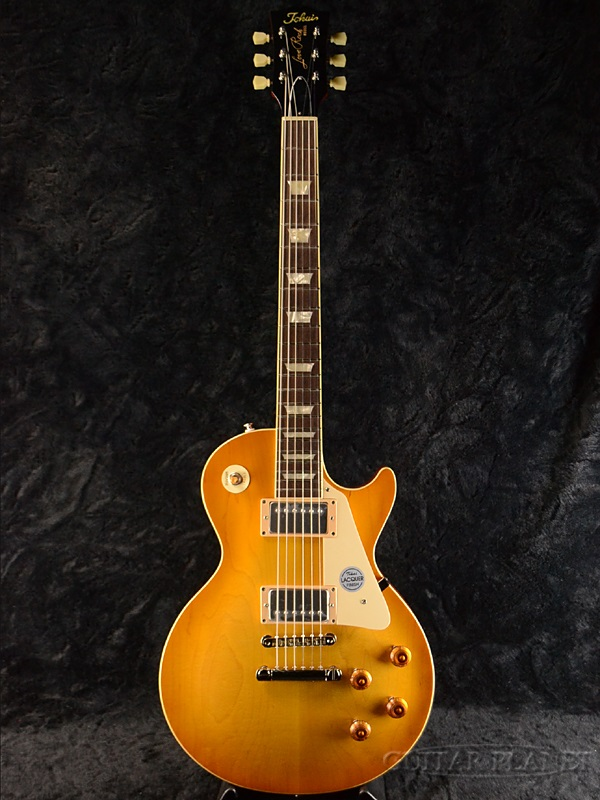 Tokai LS196 HB 新品 ハニーバースト[トーカイ,東海][国産][Les Paul,レスポールタイプ][Hony Burst,Sunburst,サンバースト][Electric Guitar,エレキギター][LS-196]