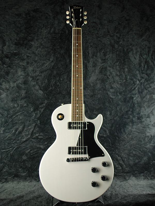 Tokai LSS124 STW 新品 シースルーホワイト[東海,トーカイ][国産][See Through White,白][Les Paul Special,LP,レスポールスペシャルタイプ][エレキギター,Electric Guitar][LSS-124]