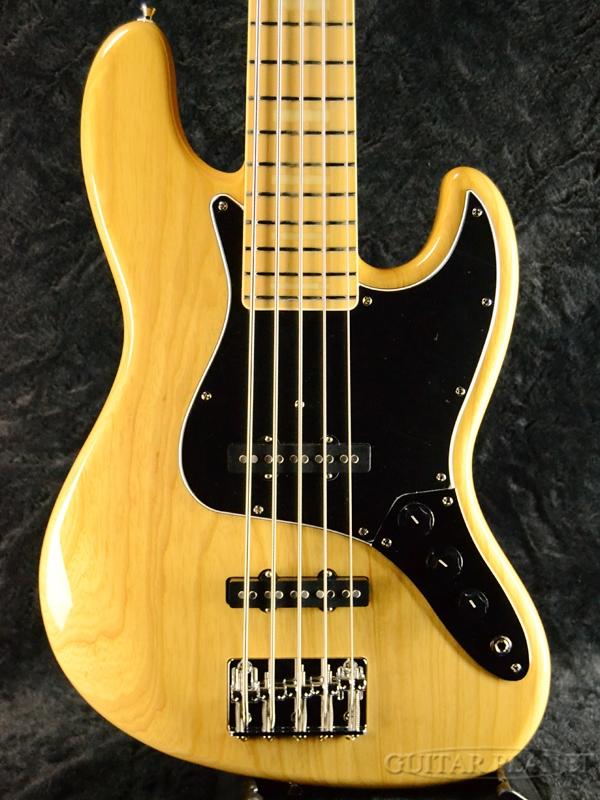 FgN Neo Classic NJB10MBAHV-VNT 新品[フジゲン,富士弦][国産][Natural,ナチュラル][5strings,5弦][Jazz Bass,ジャズベースタイプ][Electric Bass,エレキベース]