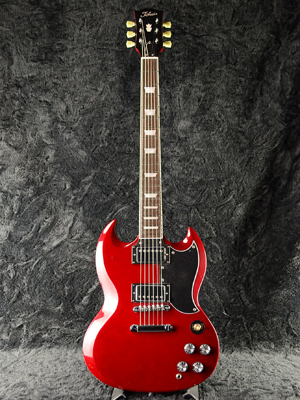 Tokai SG52 CH 新品 チェリー[トーカイ,東海楽器][Cherry,Red,レッド,赤][Electric Guitar,エレキギター][SG-52]