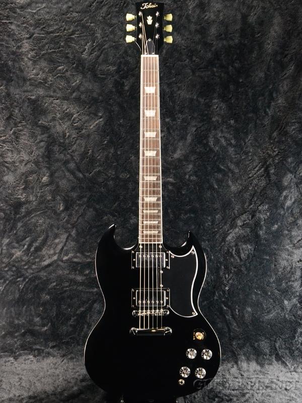 Tokai SG52 BB 新品 ブラック[トーカイ,東海楽器][トラディショナルシリーズ][Black,黒][Electric Guitar,エレキギター][SG-52]