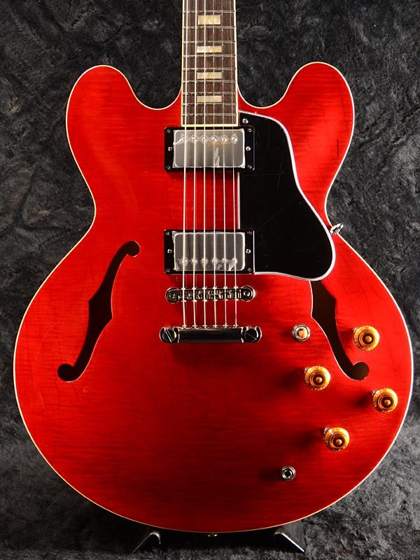 Tokai ES198 SR 新品[トーカイ,東海][国産][Red,レッド,赤][セミアコ][エレキギター,Electric Guitar][ES-198]