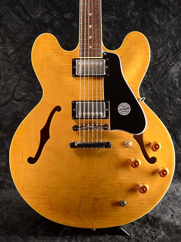 Tokai ES224 VNT 新品 ヴィンテージナチュラル[トーカイ,東海][国産][Vintage Natural,ナチュラル][ES-224][セミアコ][Electric Guitar,エレキギター]